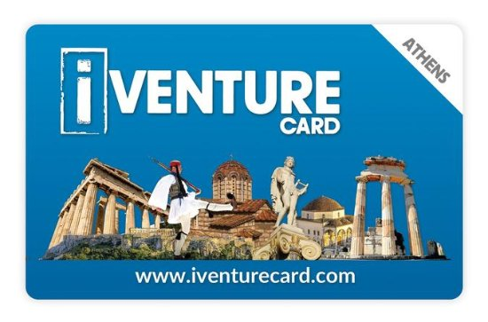 Athens iVenture Card with Acropolis...