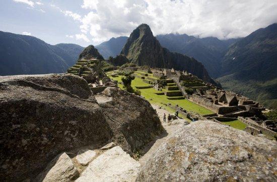 8 días de Perú arqueológico desde Lima