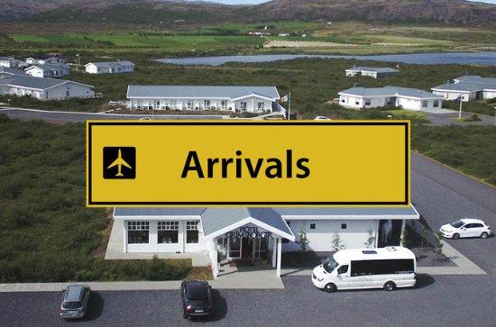 Luksus Private Transfers Keflavik flyplass til Hotel Grímsborgir