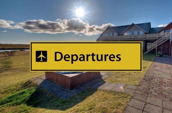 Luksus Private Transfers Hotel Rangá til Keflavik flyplass