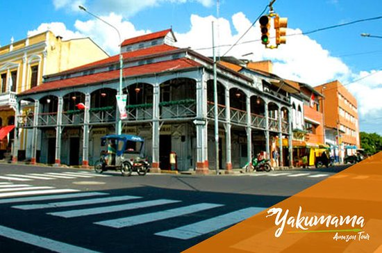 Iquitos Lovely City