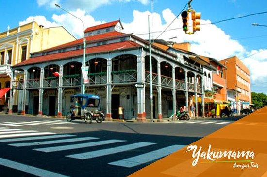Iquitos Belle ville