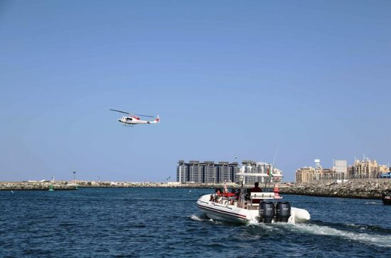 Love Boats Dubai for 90 Minutes