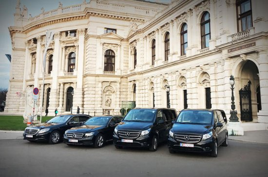 Low Cost Private Transfer from Vienna or Vienna Airport to Bratislava