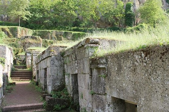 Etruscan Guided Tour of Orvieto
