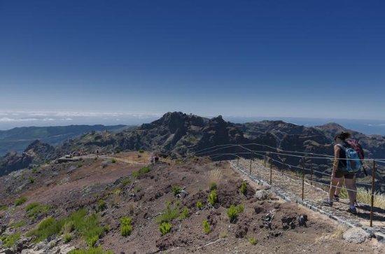 Los picos más altos de Madeira