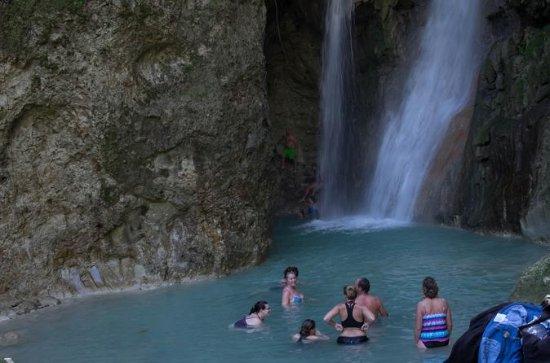 Safari de natation à la cascade de...