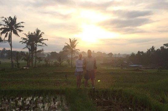 Ubud Eco Culture Cycling Exploration