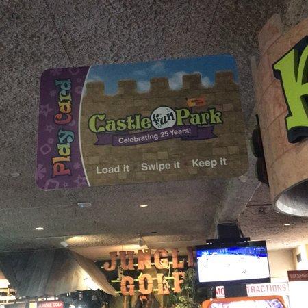 Castle fun park coupon 2018