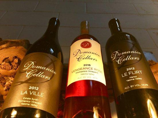 Domanico Cellars Wines & Domanico Cellars Red Wine and Chocolate - Picture of Domanico ...