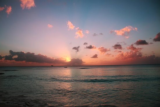 Prospect, Barbados: Batts Rock Beach Sunset