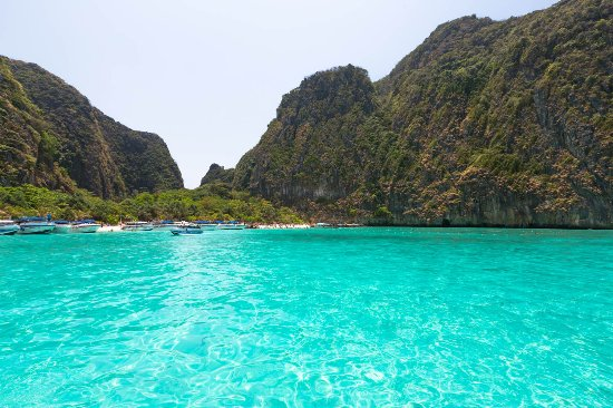 Thalang District, Thailand: Phi Phi island is very popular since 2014-Now.