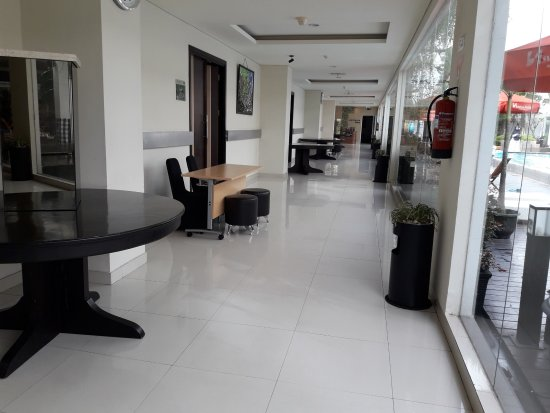 in front of meeting rooms picture of swiss belinn malang malang rh tripadvisor com
