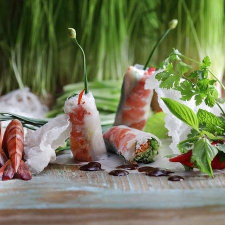 Hoi An: Vietnamese Rice Paper Rolls