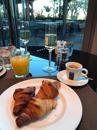 Bravo: Desayuno de lujo con grandes vistas