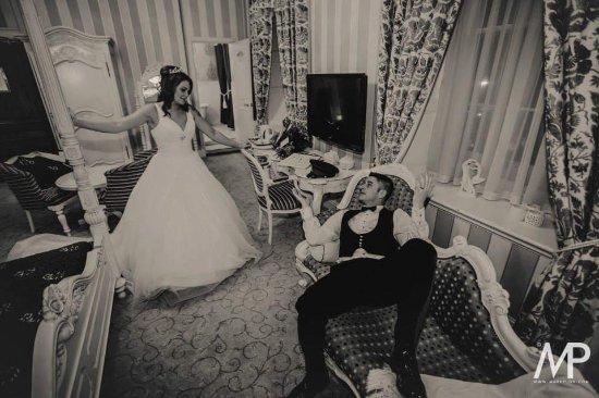 Brimington, UK: The bridal suite