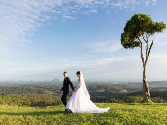 Sunshine Coast, Australia: The very best site for weddings, Maleny's One Tree Hill