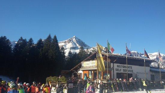 Andalo, Italia: Rifugio Prati di Gaggia