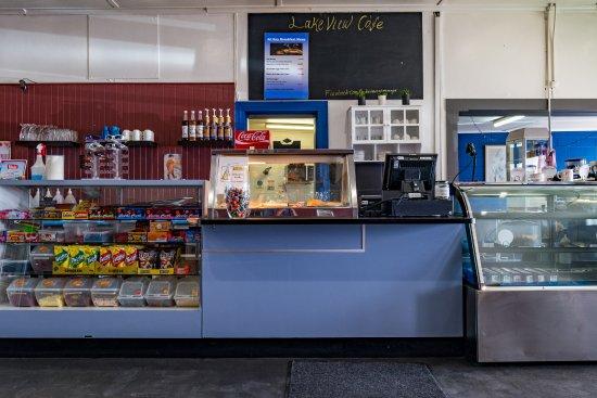 Meningie, Australia: Lakeview Cafe 1