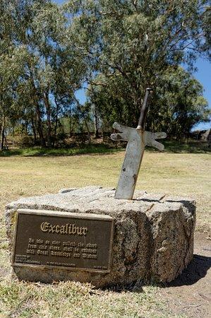 Australian Standing Stones: Excalibur