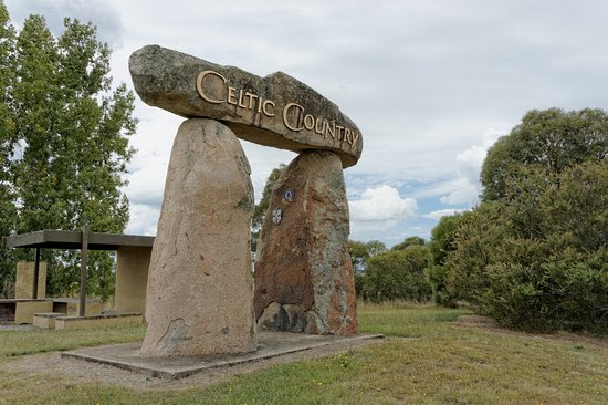 Glen Innes, Australien: Celtic Country