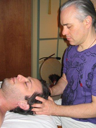 Hand in Hand Massage: Craniosacral
