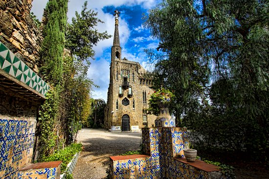 Torre Bellesguard Antoni Gaudi