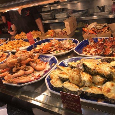 Fisherman S Wharf Seafood Restaurant