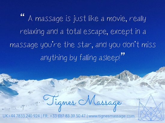 ‪Tignes Massage‬