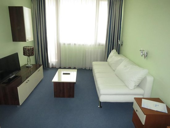 Hotel Zagreb: Apartment with sea view