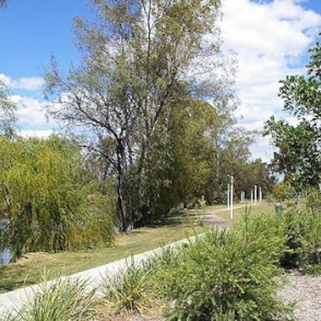 Dalby, Australia: Walk along the Myall Creek