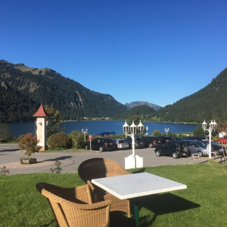 Nesselwaengle, Österrike: Romantisches Genießerhotel Laternd'l Hof