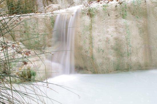 Bagni di San Filippo, Italy: Cascatella