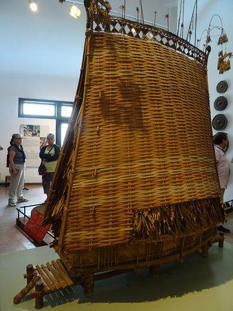 Maquette D'Une Maison Communale - Picture Of Vietnam Museum Of