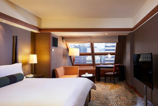 Grand InterContinental Seoul Parnas: Guest Room