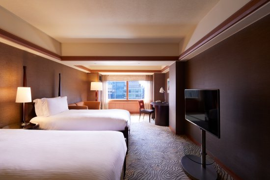 Grand InterContinental Seoul Parnas: Deluxe Twin