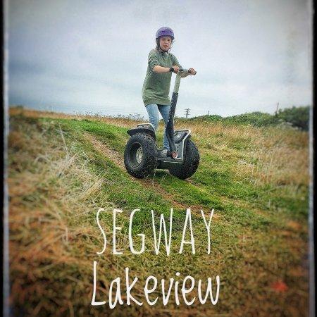 Lanivet, UK: Segway Lakeview at Waterside Cornwall