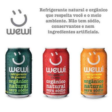 Reris Wewi. Orgânicos e sem aditivos químicos! foto: ecoamos.com.br