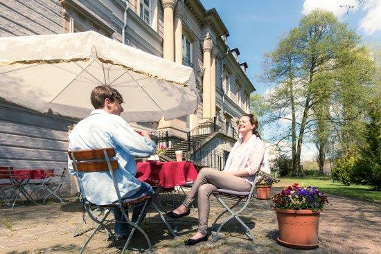 Neustadt-Glewe, Deutschland: Restaurant Wallenstein's