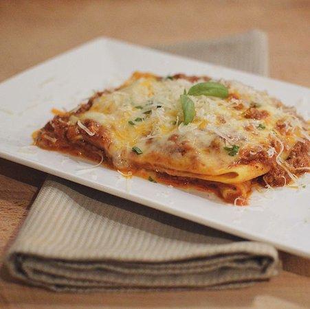 Lasagna Al Ragu Picture Of Masto Rome Tripadvisor
