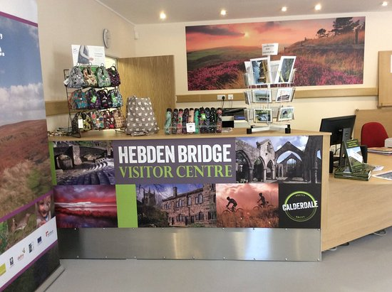 ‪Hebden Bridge Visitor Centre‬