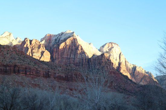 Watchman Campground: Camping