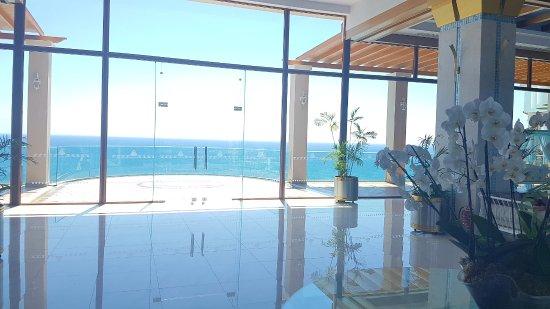 Atrium Prestige Thalasso Spa Resort and Villas: HALL DEL HOTEL