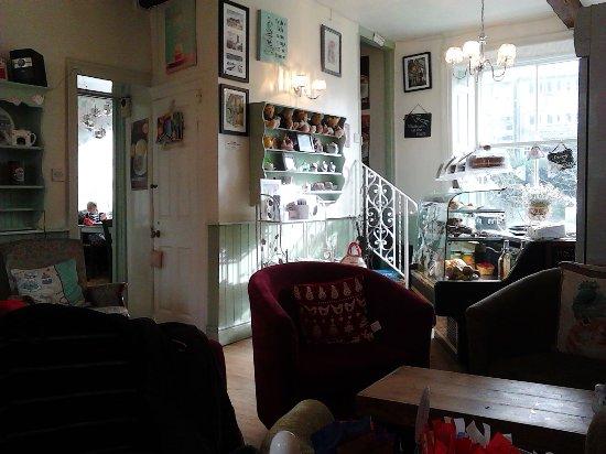 nora batty s front parlour now the wrinkled stocking tea rooms rh tripadvisor com