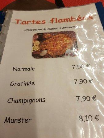 La ferme MAURER, Dorlisheim - Restaurant Bewertungen, Telefonnummer ...