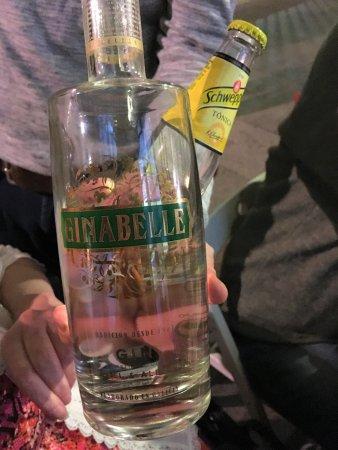 Lume de Carozo: ginabelle gin