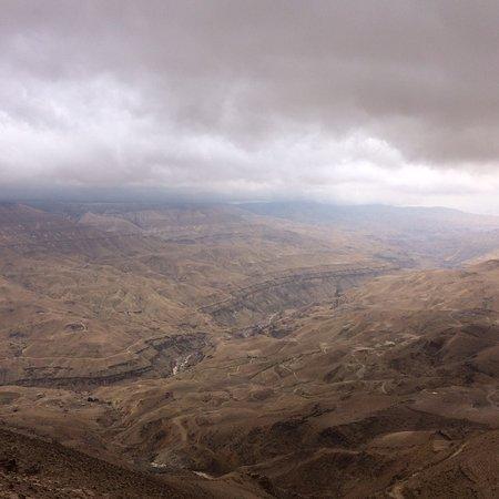 Karak, Jordan: Wadi al-Mujib