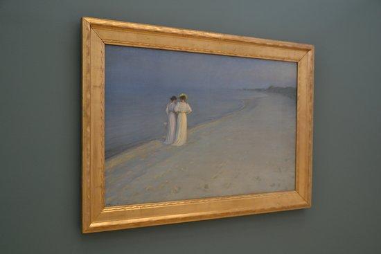 Solskin i den blå stue - Billede af Skagens Museum, Skagen - TripAdvisor