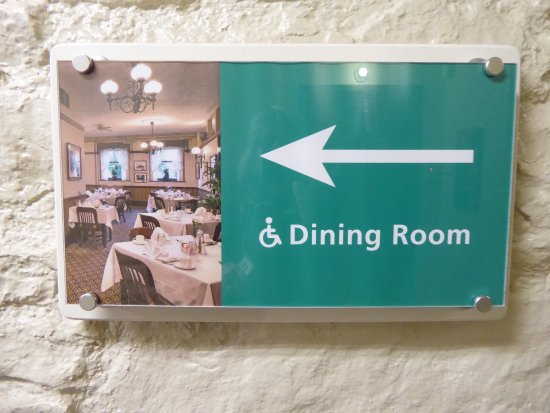Legislative Dining Room: Follow The Green Line And The Signs.