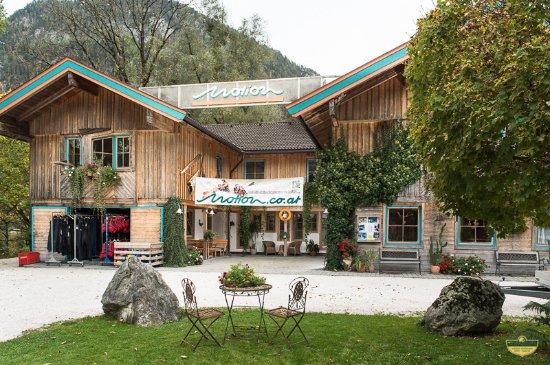 Motion Outdoor Center, Zentrum für Outdoor Sport seit über 30 Jahren in Lofer